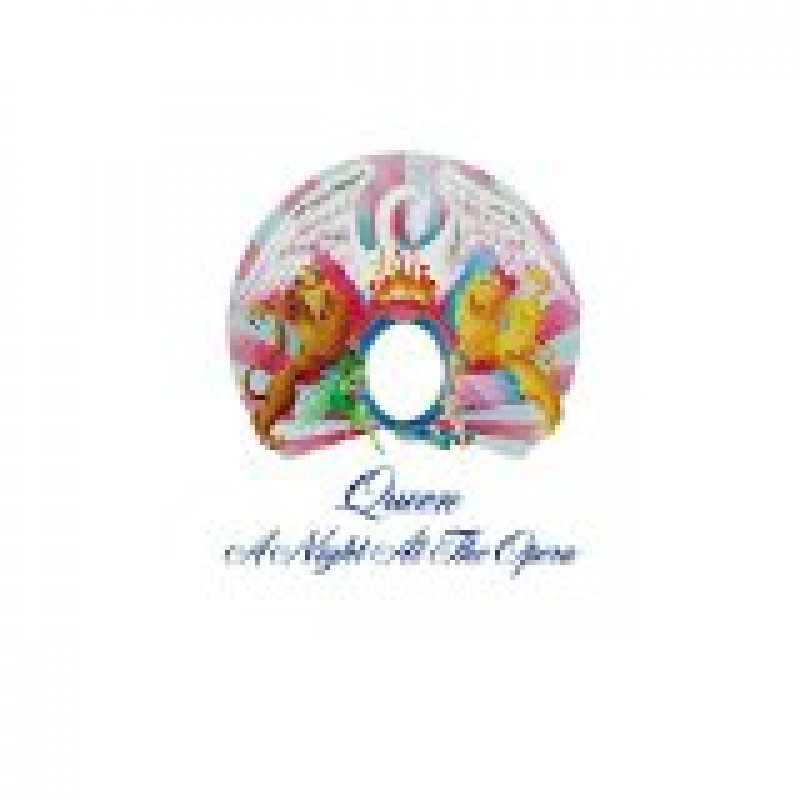 Queen - Vinyl A NIGHT AT THE OPERA