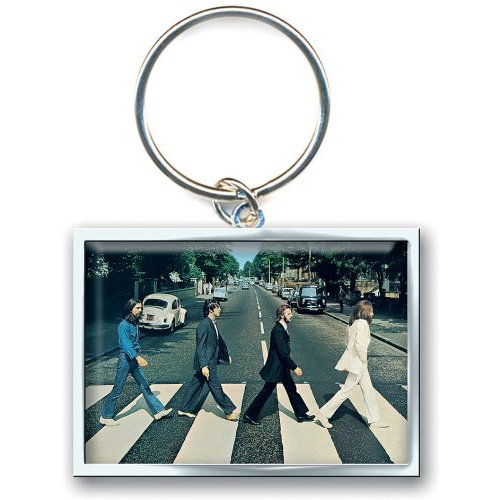 The Beatles - Kľúčenka Abbey Road Crossing