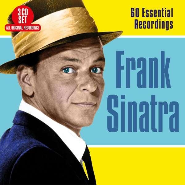 Frank Sinatra - CD 60 ESSENTIAL RECORDINGS