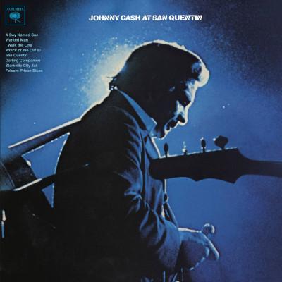 Vinyl CASH, JOHNNY - At San Quentin