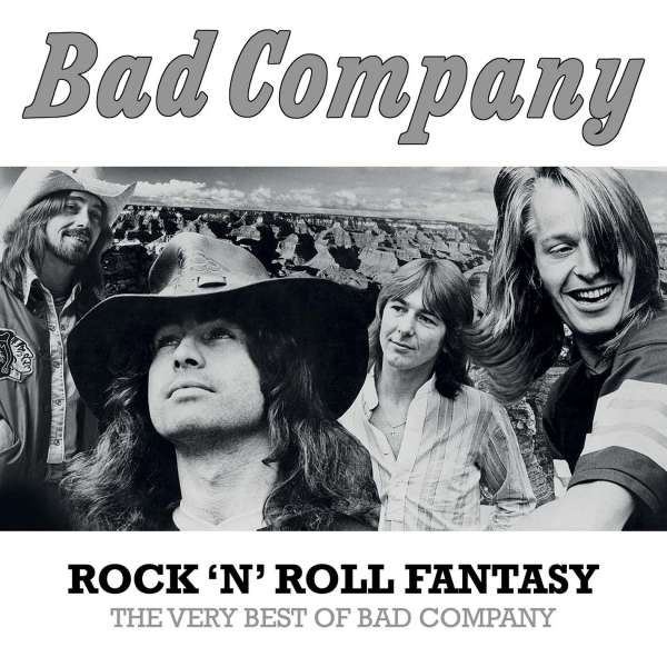 Bad Company - CD ROCK 'N' ROLL FANTASY: THE VERY BEST OF…