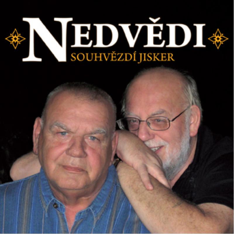 CD NEDVEDI HONZA A FRANTISEK - SOUHVEZDI JISKER/DVD