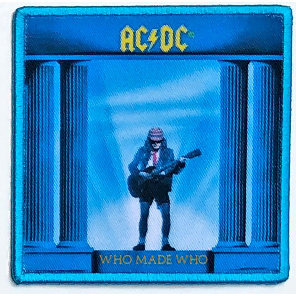 AC/DC - Nažehlovačka Who Made Who