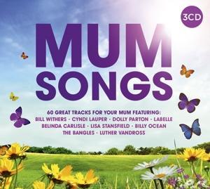 CD V/A - MUM SONGS