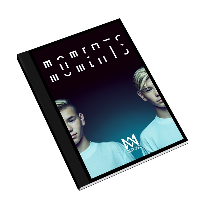 CD MARCUS & MARTINUS - Moments