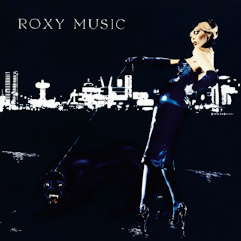 CD ROXY MUSIC - FOR YOUR PLEASURE/R.