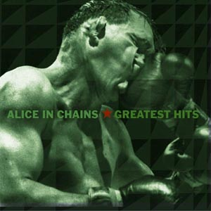 Alice In Chains - CD Greatest Hits