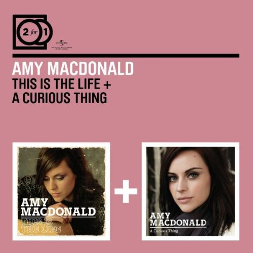 CD MACDONALD, AMY - THIS IS THE LIFE/A CURIOUS THING