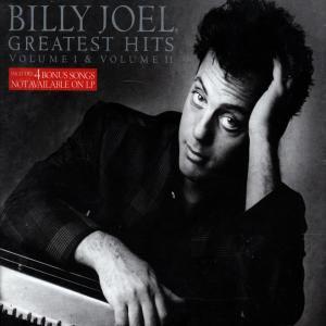 Billy Joel - CD Greatest Hits Volume I & Volum