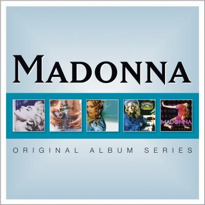 Madonna - CD ORIGINAL ALBUM SERIES