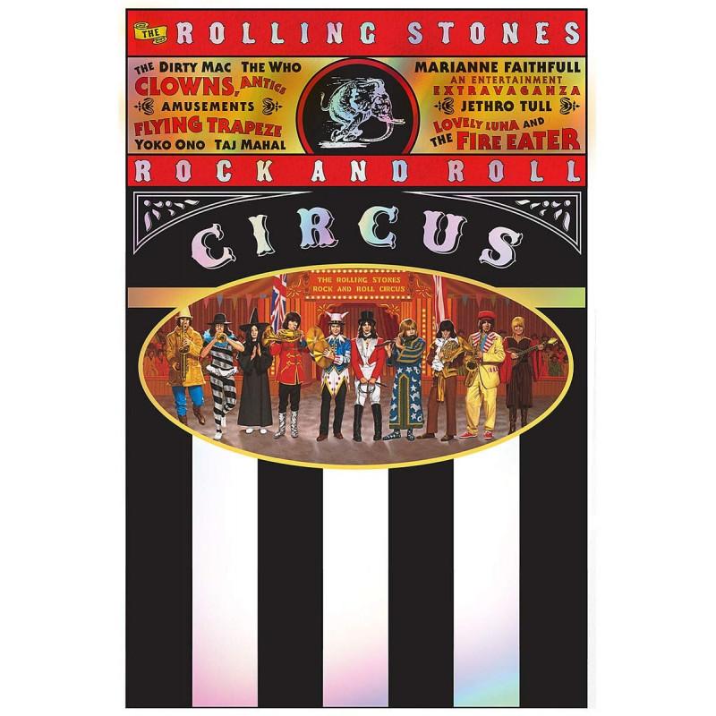 Blu-ray RUZNI/POP INTL - THE ROLLING STONES ROCK AND ROLL CIRCUS