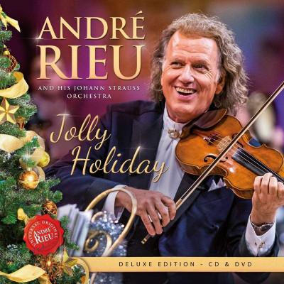 CD RIEU ANDRE - JOLLY HOLIDAY