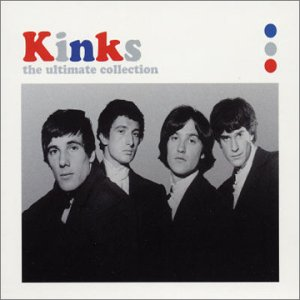 The Kinks - CD THE ULTIMATE COLLECTION