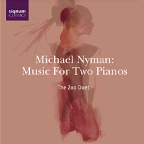 CD NYMAN, MICHAEL - MUSIC FOR TWO PIANOS