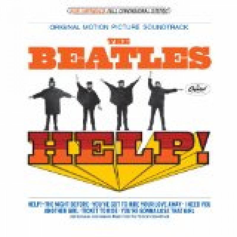 The Beatles - CD HELP!