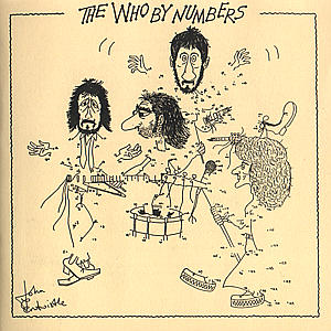 The Who - CD THE WHO BY NUMBERS