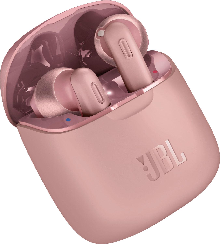 Slúchadlá JBL Tune 220TWS Pink