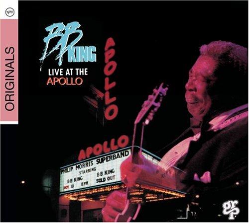 CD KING, B.B. - LIVE AT THE APOLLO -VERVE ORIGINALS-