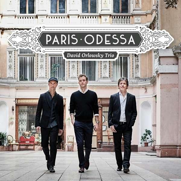 CD ORLOWSKY, DAVID -TRIO- - Paris - Odessa