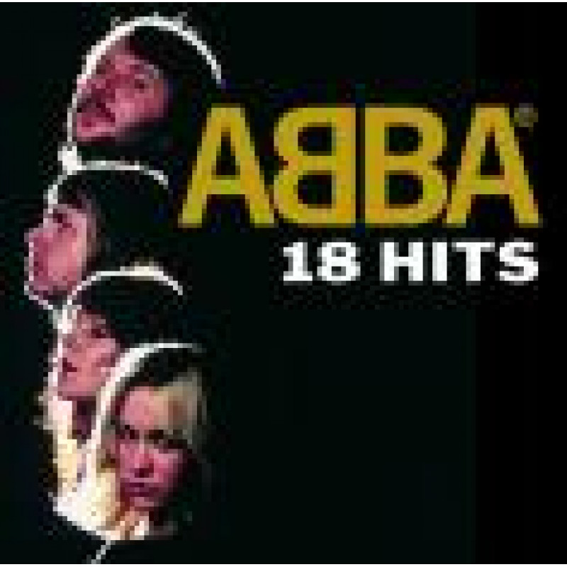 ABBA - CD 18 HITS