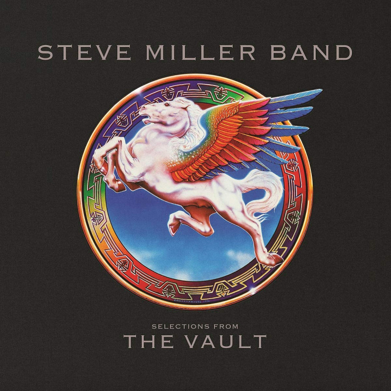 CD STEVE MILLER BAND - SELECTIONS FROM THE VAULT