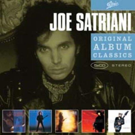 CD SATRIANI, JOE - Original Album Classics