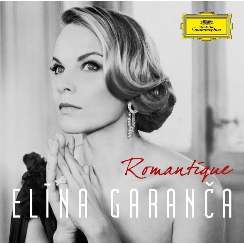 CD GARANCA ELINA - ROMANTIQUE