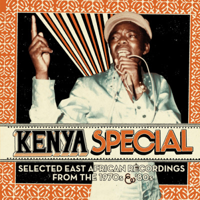 Vinyl V/A - KENYA SPECIAL