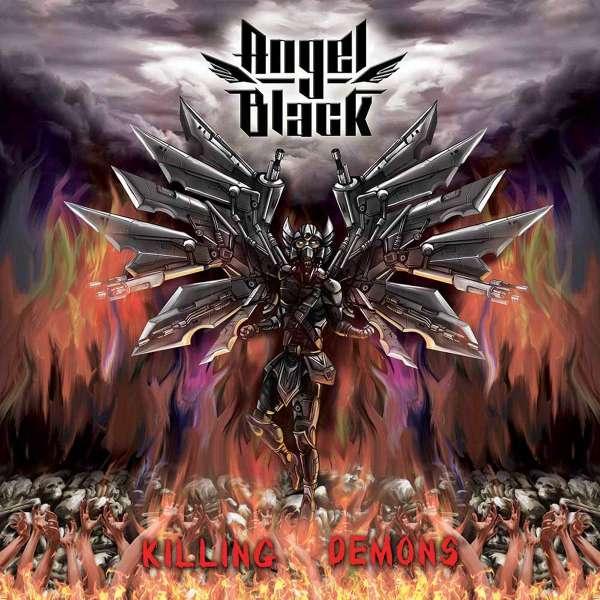 CD ANGEL BLACK - KILLING DEMONS