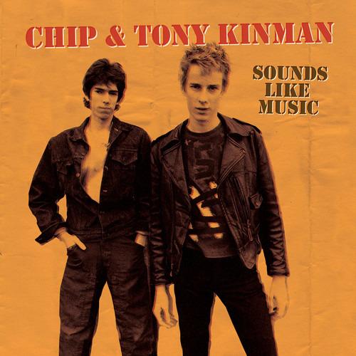 CD VARIOUS ARTISTS - CHIP & TONY KINMAN: SOUNDS LIKE MUSIC