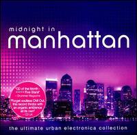 CD V/A - MIDNIGHT IN MANHATTAN