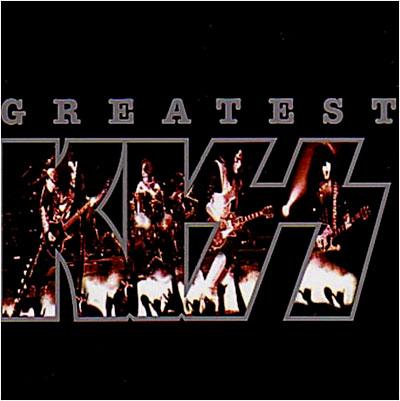 Kiss - CD GREATEST KISS