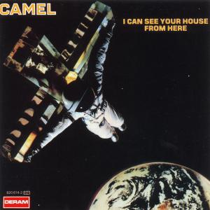 CD CAMEL - I CAN SEE YOUR...