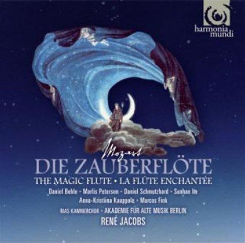CD MOZART, W.A. - ZAUBERFLOTE