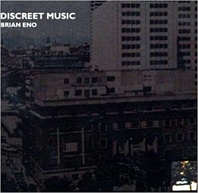 CD ENO BRIAN - DISCREET MUSIC