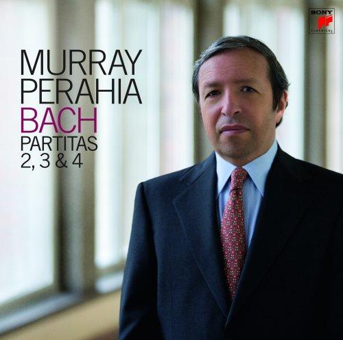 CD PERAHIA, MURRAY - Bach: Keyboard Partitas Nos. 2