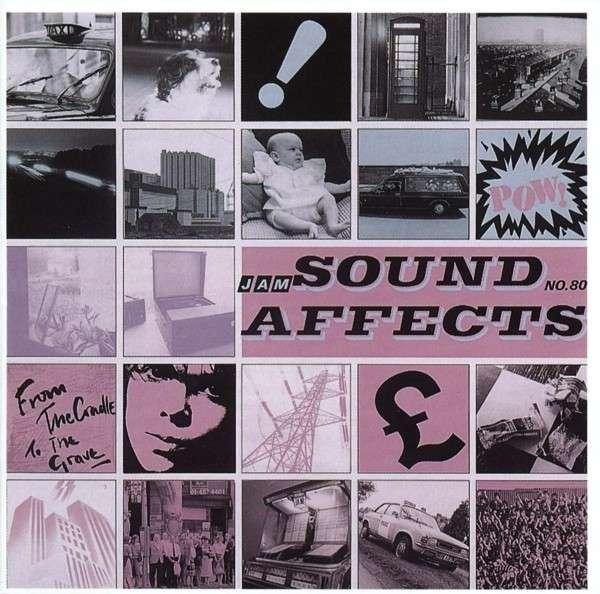 The Jam - Vinyl SOUND AFFECTS