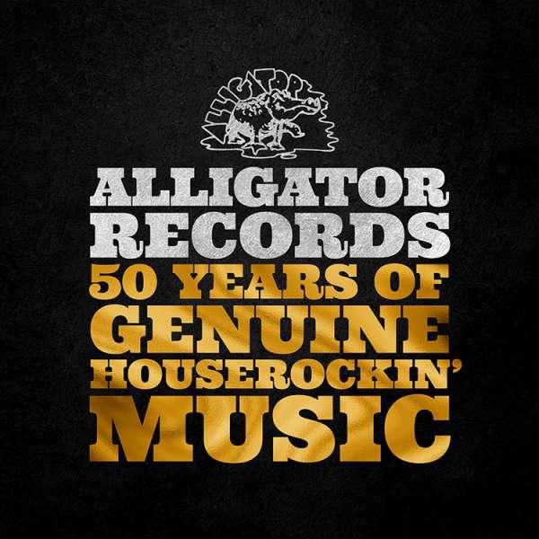 Výberovka - CD 50 Years Of Genuine Houserockin' Music