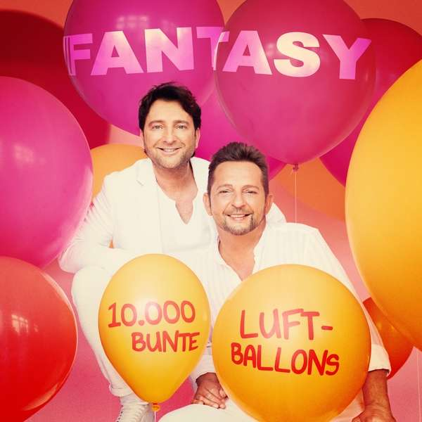 CD FANTASY - 10.000 bunte Luftballons