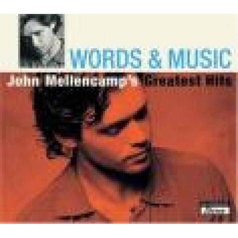CD MELLENCAMP JOHN - WORD & MUSIC-GREATEST HITS