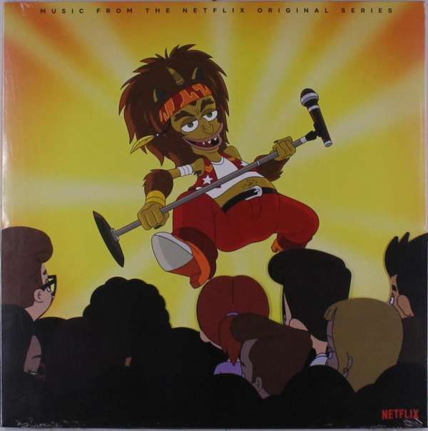 Vinyl OST / SUPER SONGS OF BIG MOUTH VOL. 1 - SUPER SONGS OF BIG MOUTH VOL. 1 (MUSIC FROM THE NETFLIX ORIGINAL SERIES)