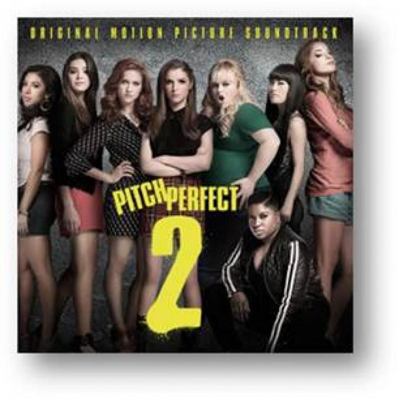 Soundtrack - CD PITCH PERFECT 2 / Ladíme 2