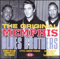 CD V/A - ORIGINAL MEMPHIS BLUES BR
