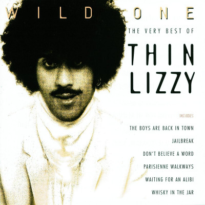 THIN LIZZY - CD WILD ONE