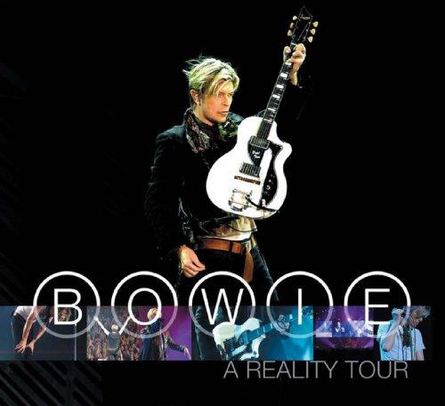 David Bowie - CD A REALITY TOUR