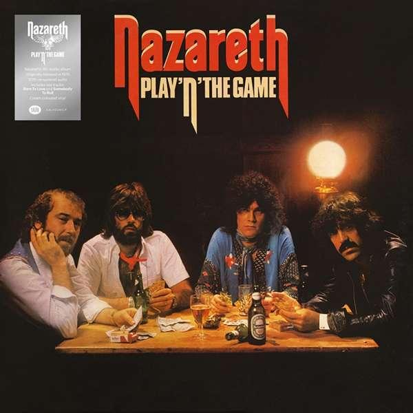 NAZARETH - Vinyl PLAY 'N' THE GAME