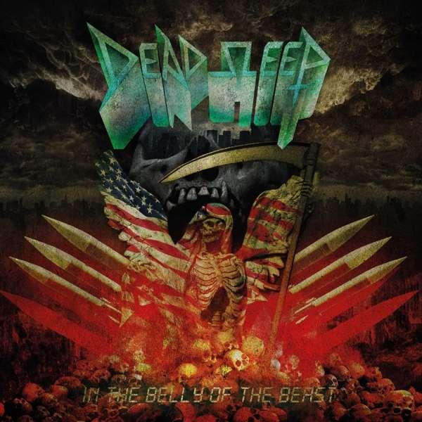 Vinyl DEAD SLEEP - IN THE BELLY OF THE BEAST