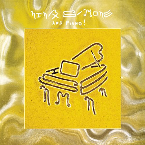 CD SIMONE, NINA - AND PIANO