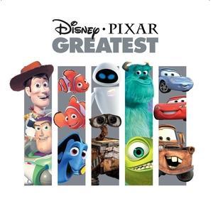 Various - CD DISNEY PIXAR GREATEST