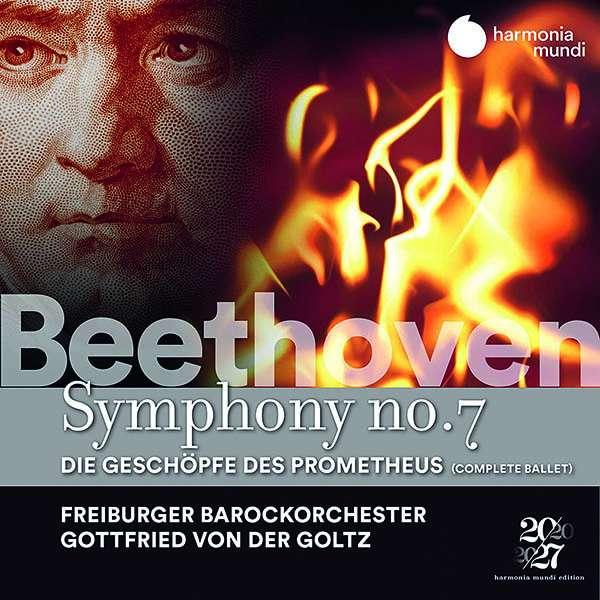 CD FREIBURGER BAROCKORCHESTE - BEETHOVEN SYMPHONY NO. 7